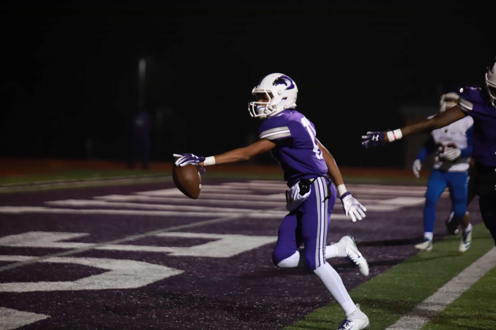 Ridge View Football Defeats Traveler's Rest 76-0 in First Round – Faces Westwood in Round 2 Friday Night