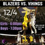 Ridge View Hoops Hosts Spring Valley on Tuesday, December 4