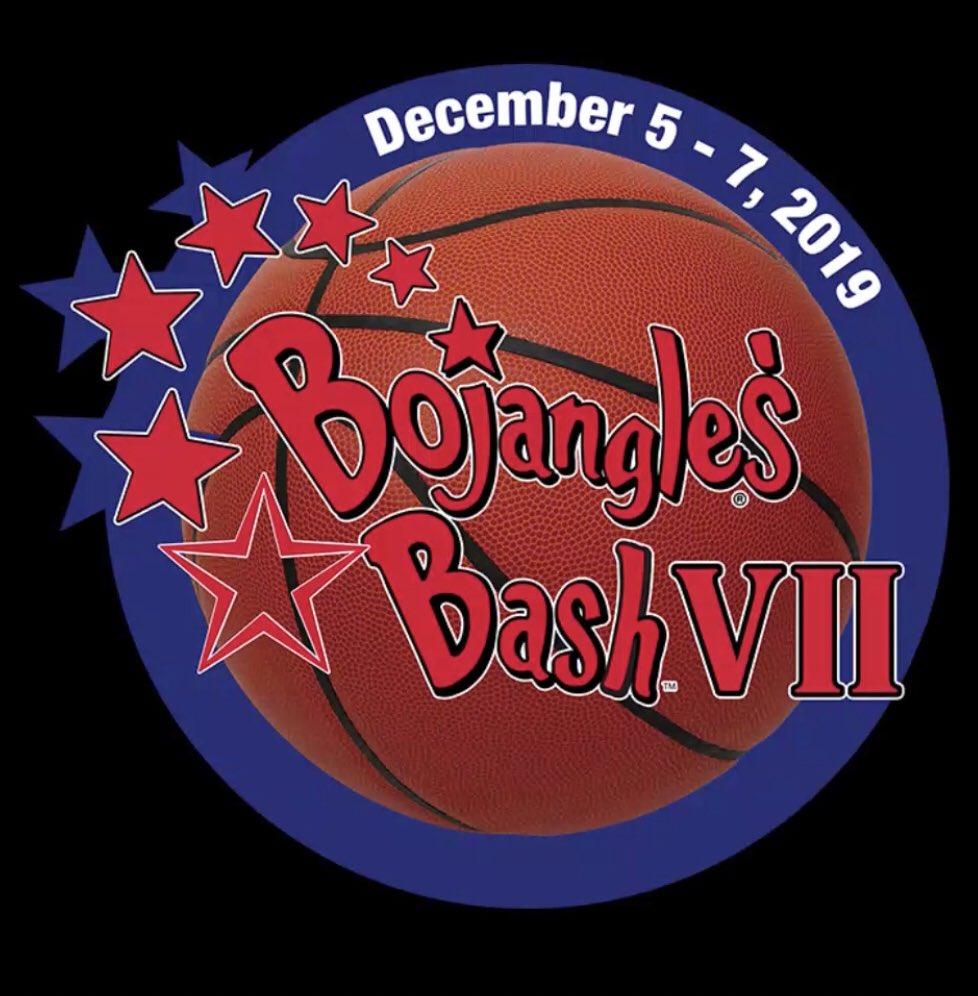 2019 Bojangles' Bash Dates Set – See You December 5-7, 2019!