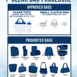 Reminder:  Clear Bag Policy in Effect for Varsity Contests