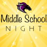 Middle School Night Friday Night!
