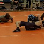 Wrestling gets dominant Region 3-4A win over RNE