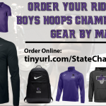 SALE EXTENDED:  @RidgeViewHoops Championship Store Sale Open Through March 18