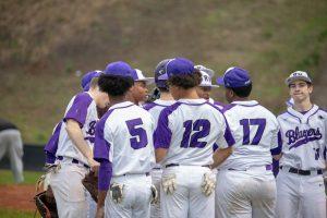 RV Varsity Baseball against Crestwood