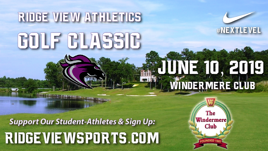 Ridge View Golf Classic Set for June 10 at Historic Windermere Club