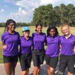 Girls Golf Defeats River Bluff