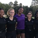 Congratulations to the Women's Golf Defeating Heathwood Hall