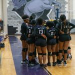Girls JV/Varsity Volleyball sweeps Richland Northeast 3 – 0