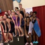 RVHS Region Swim Meet