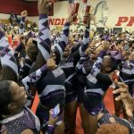Ridge View Cheer Wins Tomahawk Classic