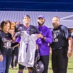 Football, Cheer, and Band Senior Night 10/29/19