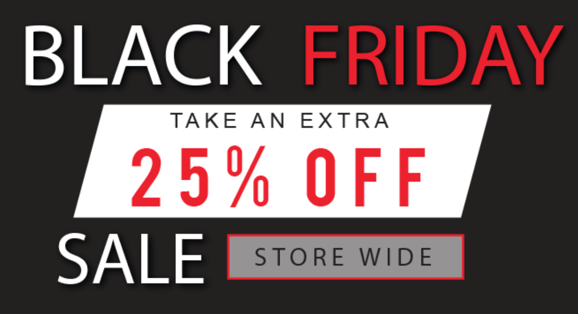 25% Off at the @RidgeViewSports Online Store!