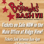 2019 @BojanglesBash Tickets Now On Sale!