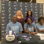 Volleyball Camri Goodwin Signs to CIU