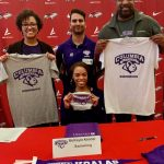 MyKayla Kenner signs with Columbia College