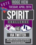 Vote for @RidgeViewSports as the @SCHSL Twitter Challenge Begins on Tuesday