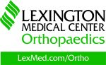 Welcome to Our Newest Sponsor:  Lexington Medical Center Orthopaedics