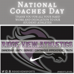 Oct. 6 is National Coaches Day