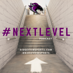 Episode 3 of the @RidgeViewSports #NextLevel Podcast is Now Live!