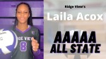 Laila Acox of @volleyball_rvhs Selected to AAAAA All State Team