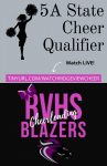 Ridge View Cheer Competes in the AAAAA Upper State Qualifier Tomorrow at Dorman