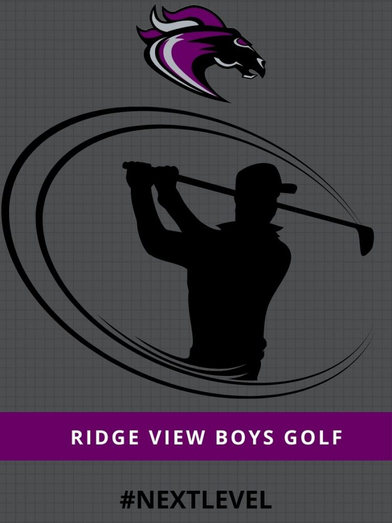 2nd Annual Ridge View Blazer Golf Class