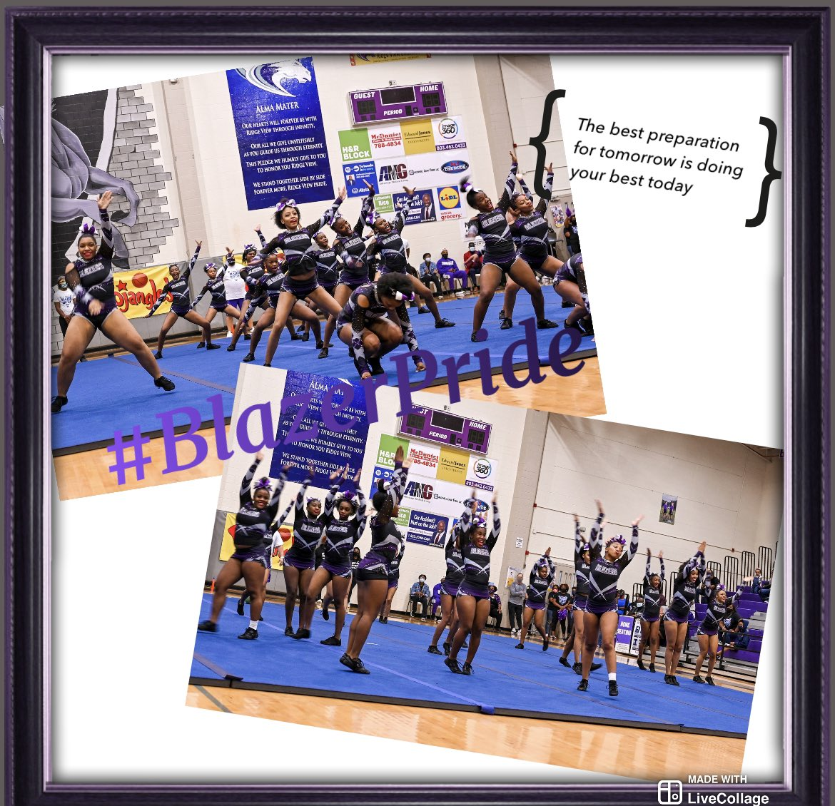 Cheer Tryouts Begin April 19!