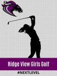 Ridge View Girls Golf Interest Meeting