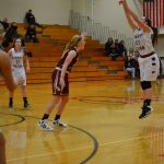 Liberty Union High School Girls Varsity Basketball beat Hamilton Township High School 60-45