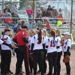 Mix Home Run Sends Lions Softball to District Final