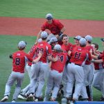 Liberty Union Baseball WIns District Title