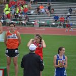 Mangette and Gardner Place at State Meet