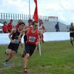Gardner Wins OHSAA Early Season Meet