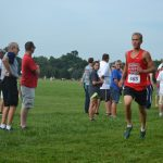 Kelton French Qualifies For State Cross Country Meet