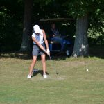 Harris Named First Team MSL For Girls Golf, Schaefer Named Honorable Mention