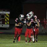 Liberty Union High School Varsity Football beat East High School-Columbus 78-24