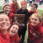 Girls Cross Country Finishes Second, Boys Finish Seventh at Districts.