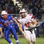 Liberty Union High School Varsity Football falls to Garaway High School 47-14