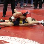 Wrestling Places Fourth at Nye Classic
