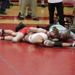 Wrestling Places Sixth at Cardington Sectional Tournament, Has Six District Qualifiers