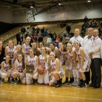 Girls Basketball Wins District Final Defeating Marion Pleasant 58-45