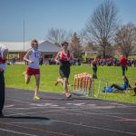 Boys Track Finishes Second at Bob Hamm Invitational