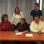 French Signs National Letter of Intent to Miami University