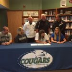 Collins Signs National Letter of Intent to Mount Vernon Nazarene University