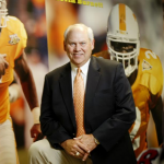 Coach Barnes Goes on This-N-That to Promote An Evening with Phillip Fulmer