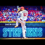 Jackson Stephens gets 2nd MLB appearance…