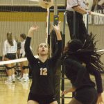 Girls Varsity Volleyball falls to Altamont 2 – 0