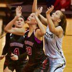 Girls Basketball vs Southside