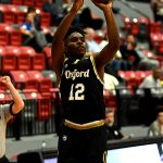 Jackets Fall Under Barrage of 3's From Bears