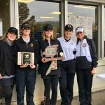 Girls Varsity Golf finishes 2nd place at Calhoun County Tournament